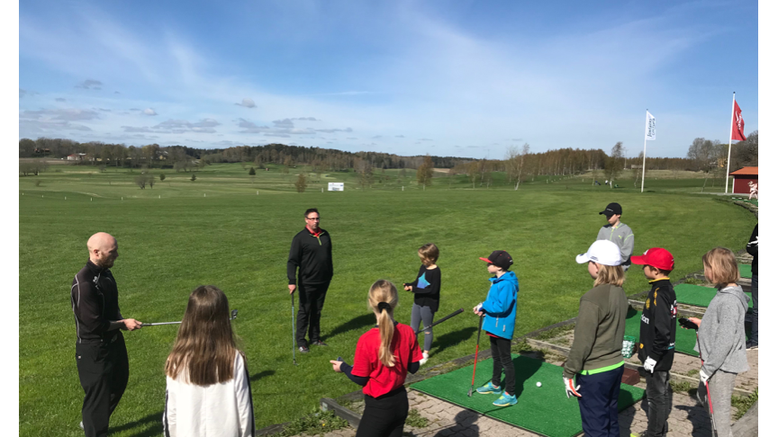 Golf Läger Jönåkers Golfklubb